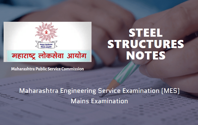 Steel Structures Notes MES Exam