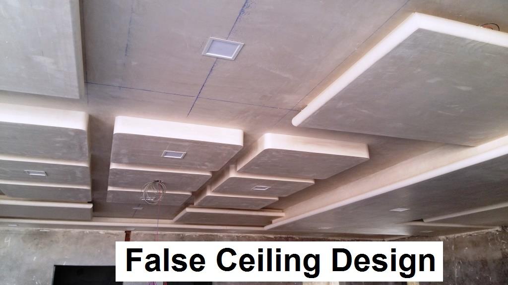 False Ceiling Civil Engineering