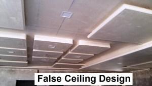 False Ceiling? Best POP or Gypsum Board False Ceiling