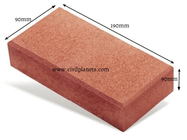 quality of bricks