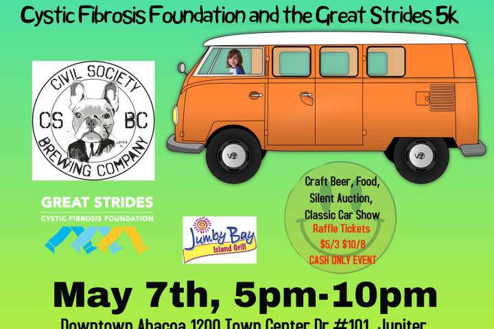 Stomp Out Cystic Fibrosis