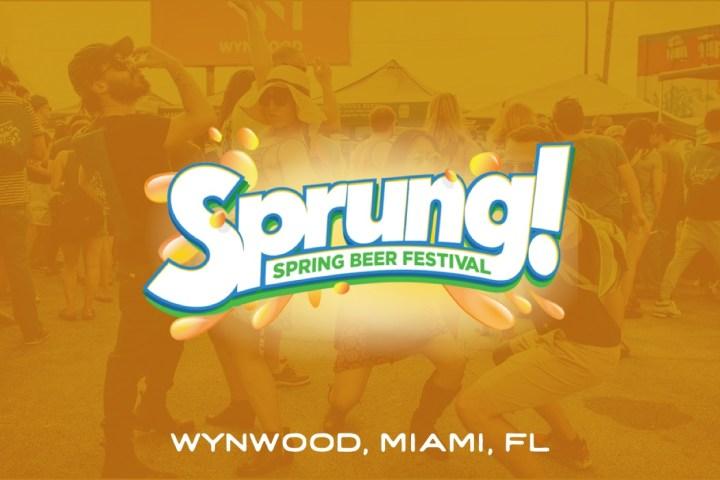 Sprung – Spring Beer Festival