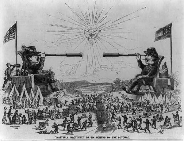 Civil War Blog » Election of 1862