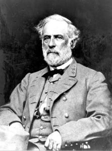 Confederate Gen R.E. Lee | Image Credit: Wikispaces.com