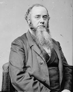 U.S. Secretary of War Edwin M. Stanton | Image Credit: Flickr.com