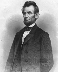 U.S. President Abraham Lincoln | Image Credit: Wikimedia.org