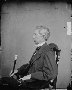 U.S. Secretary of State William H. Seward | Credit: Wikispaces.com