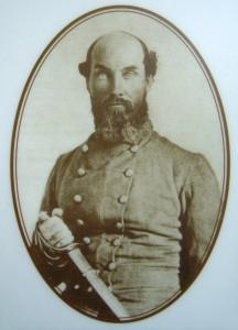 Confederate Col. John R. Baylor | Image Credit: CivilWarDailyGazette.com