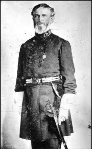 Confederate General Leonidas Polk | Image Credit: Wikipedia.org