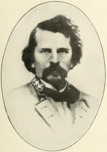 General Earl Van Dorn | Image Credit: Wikipedia.org
