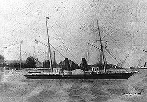 Pensacola Navy Yard | Image Credit: Wikipedia.org