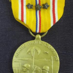 yellow medal