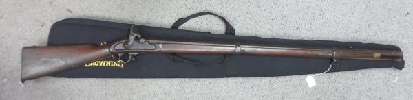 Cross guard of a bayonet