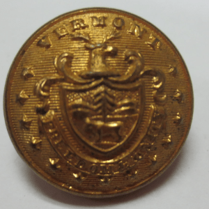 Vermont uniform button