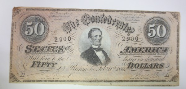 old 50 dollar bill