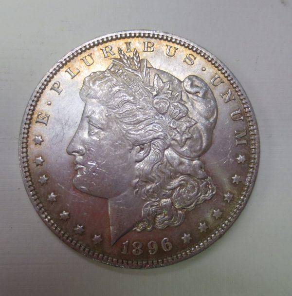 silver dollar coin