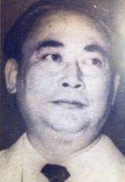 Saharjo (Dr. Sahardjo, SH.)