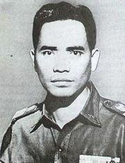 D.I. Pandjaitan (Mayjen. Donald Isaac Panjaitan)