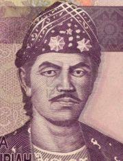 Sultan Mahmud Badaruddin II (Raden Hasan Pangeran Ratu)