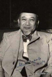 Achmad Subardjo (Prof. Mr. R. Achmad Soebardjo Djojoadisoerjo)
