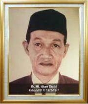 Idham Chalid (Dr. (HC) K.H. Idham Chalid)