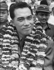 Jamin Ginting (Letjen TNI Djamin Gintings)