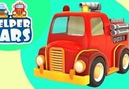Eğitici çizgi film – Acil durum Araçları – Oyuncak Araba ile Oyunları