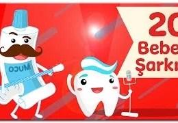 Dişlerimi Fırçalarım – Çocuk Şarkıları
