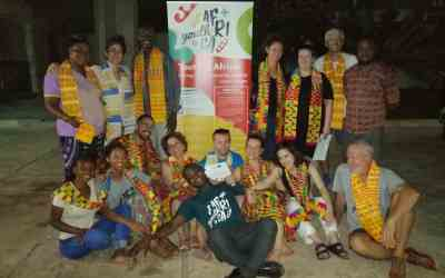 Casa da Juventude de Amarante received in Ghana | Youth in Africa