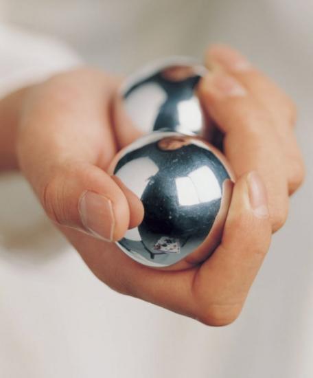 Image result for baoding balls