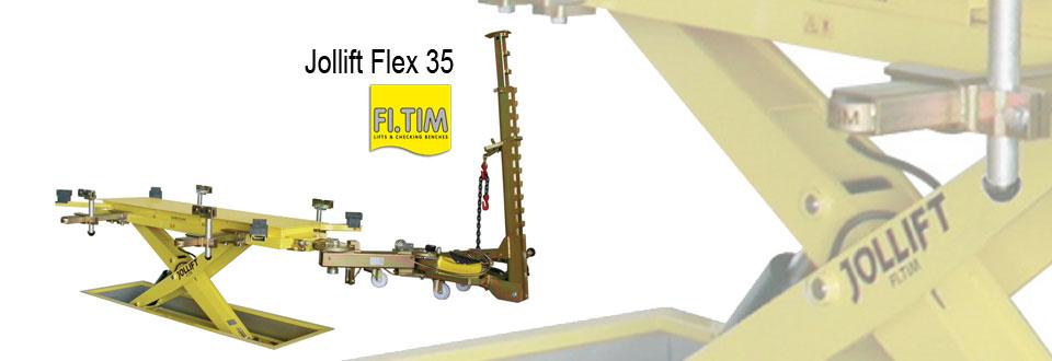 Banc de redressage – Jollift Flex 35 (Fitim)