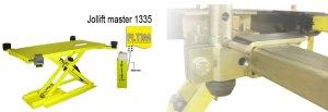 jollift master 1335 - table de levage - cj equipement