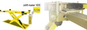 jollift master 1635 - table de levage - cj equipement