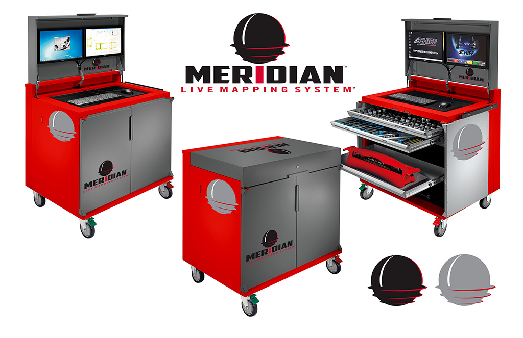 Meridian - mesure - CJ Equipements