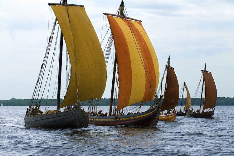 How Fast Were Viking Longships?