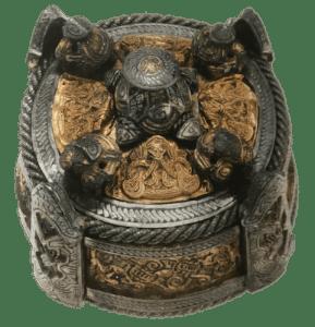 Viking Jewelry Box