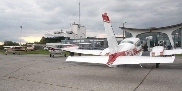 3 millions $ pour l'aéroport de Sherbrooke