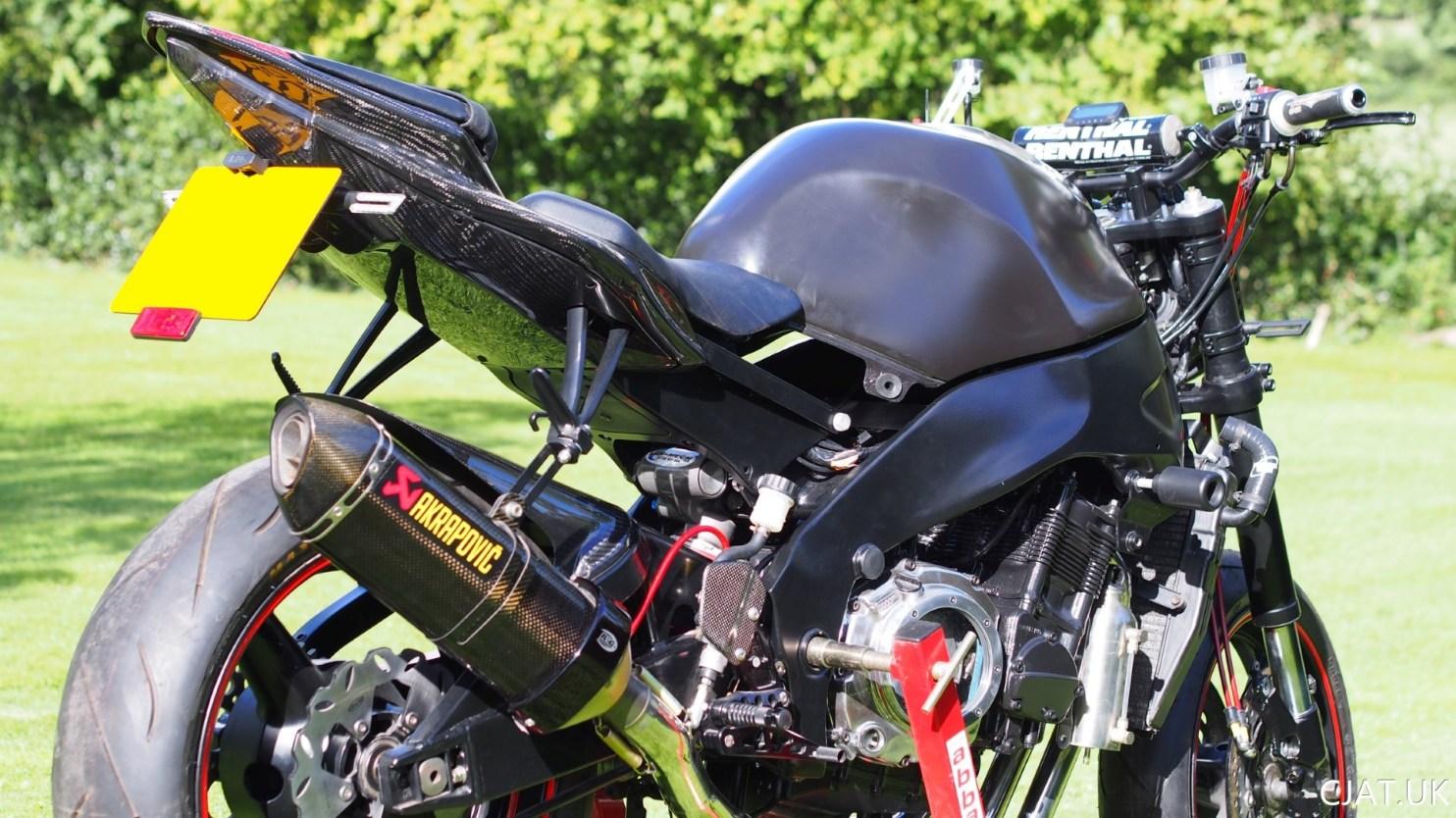 RF900 tail