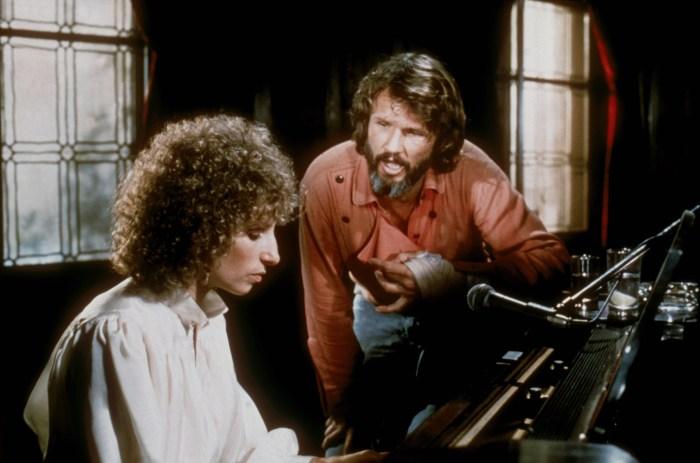 1976 - A Star Is Born - Movie Set