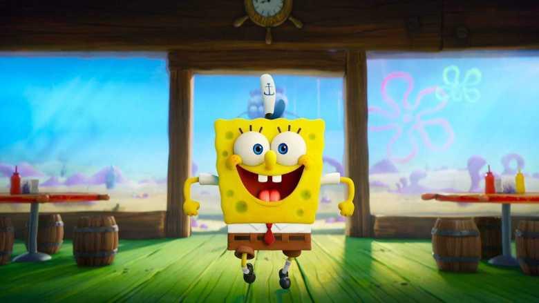 spongebob-on-run