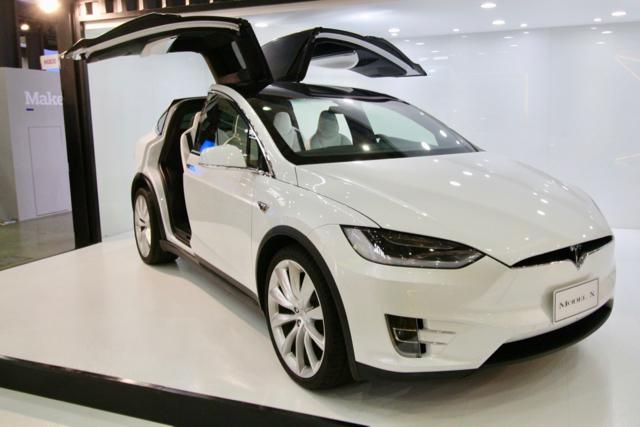 電動車 Tesla 特斯拉 Model S 和 Model X 首次參展 Computex - C Jay Tech ...