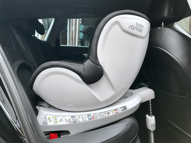 Romer Car Seat Cover