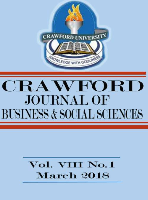 Crawford Journal 2018