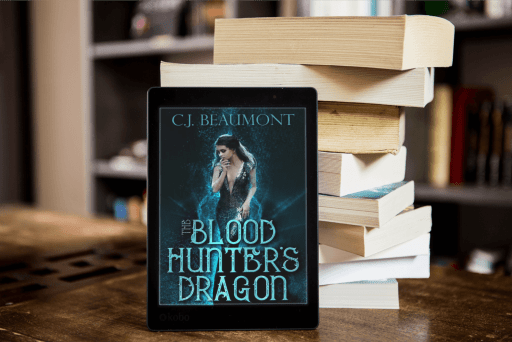 The Blood Hunter's Dragon on Kindle vampire dragon shifter romance free in kindle unlimited