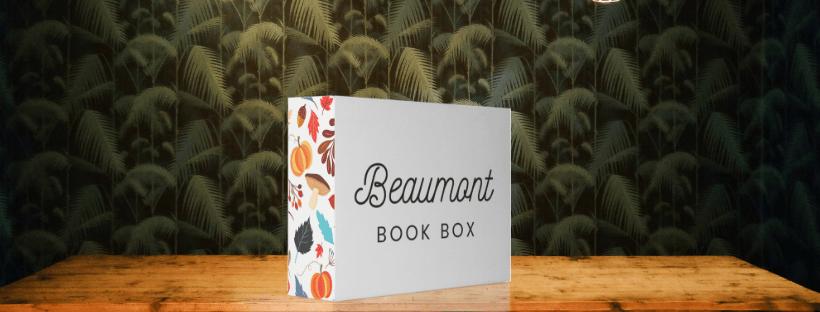 surprise book box - Beaumont Book Box