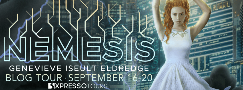 Guest Post: Nemesis by Genevieve Iseult Eldredge
