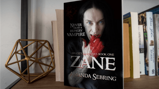 Zane – Book of the Day 9 February 2020