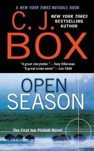 Image result for open season cj box