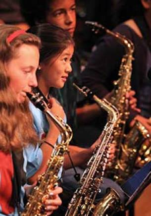 About the Jazzschool