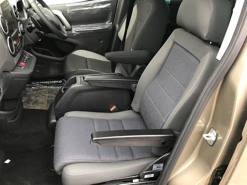 Swivel Seats Vehicle Adaptation